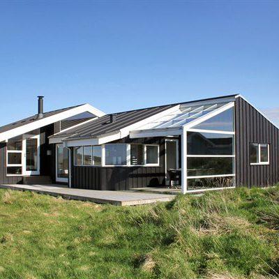 Das Haus mit großer Terrasse