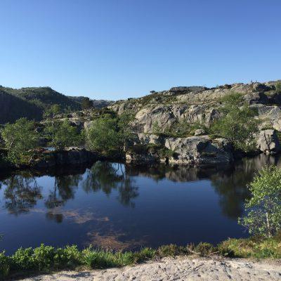 schönes Seen
