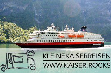Minikreuzfahrt – mit der Fähre durch den Geirangerfjord