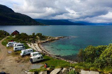Best of … Übernachtungsplätze in Norwegen