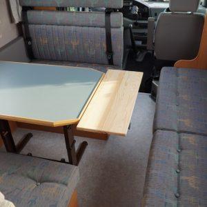 Selfmade Tischerweiterung