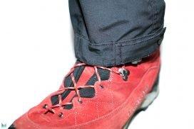 Gut versteckter Schuhhaken