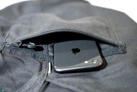 Innentasche für Smartphone