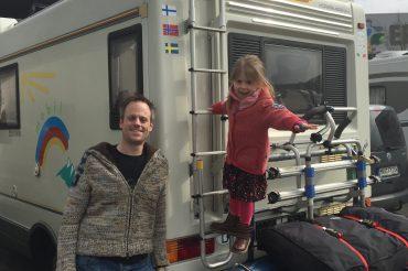 Tage -72 (11.03.2016): Oscar zieht bei uns ein und 72 Tage bis zur geplanten Abfahrt