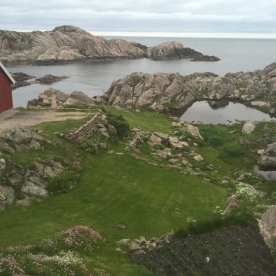 Der südlichste Garten Norwegens