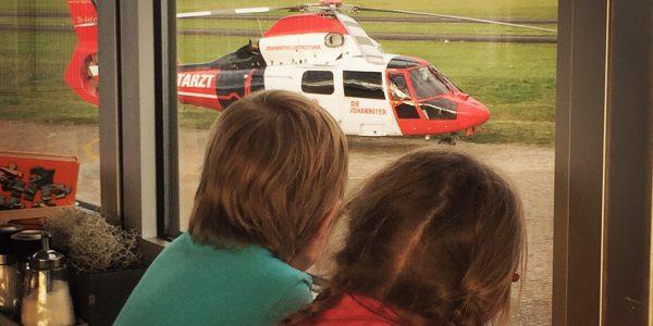 Bild 1: Eine Flugzeugtragfläche