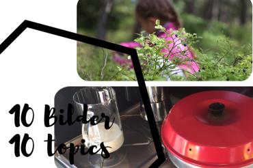 bloggutmaning – 10 Titel mit 10 Bildern